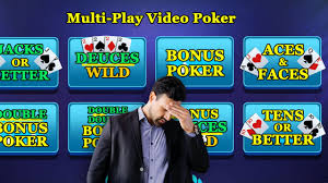 Video Poker - Do You Want to Win Or Lose