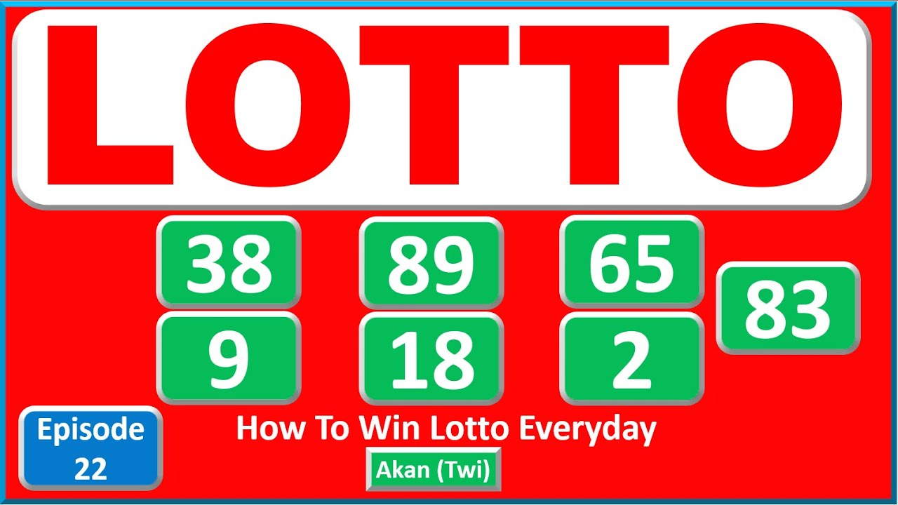 How to Win the Lotto