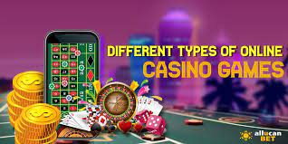 Strategy Or Pure Luck - Three Types of Online Casino Games Revealed!